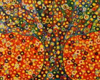 ArtOrna tree of life painting 6