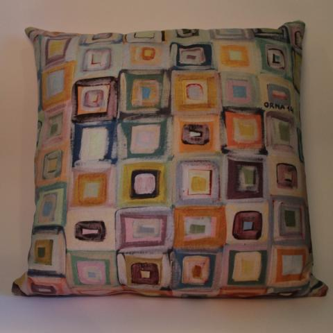 ArtOrna Windows Cushion Cover - code C-004