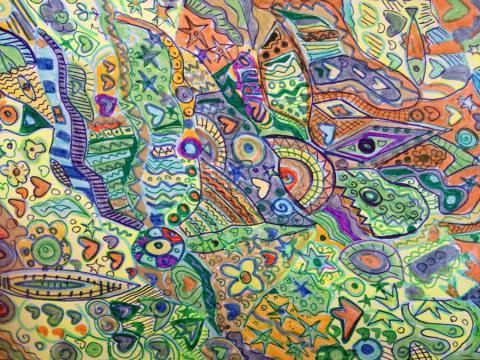 Orna doodles